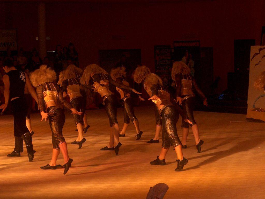 Międzynarodowy Festiwal Tańca w Mikołajkach