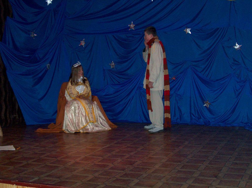 Przedstawienie - Mały Książe