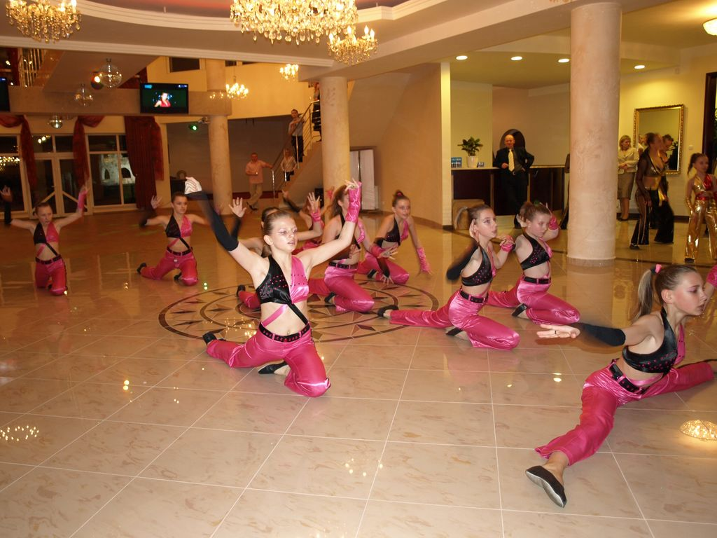 Pokazy taneczne