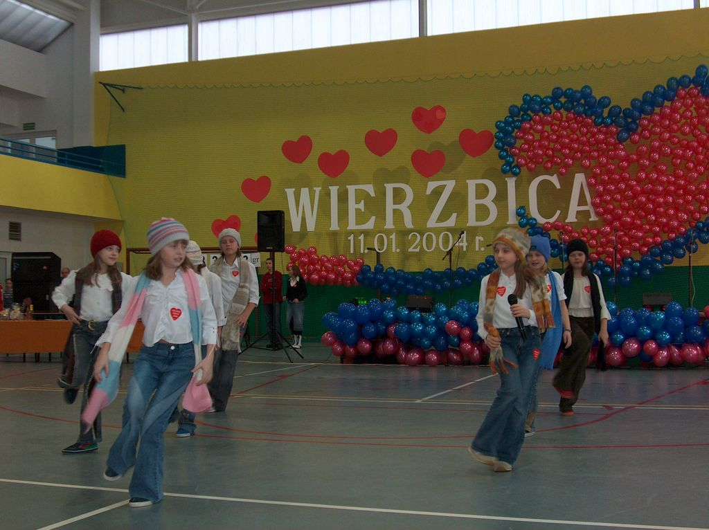 WOŚP 2004